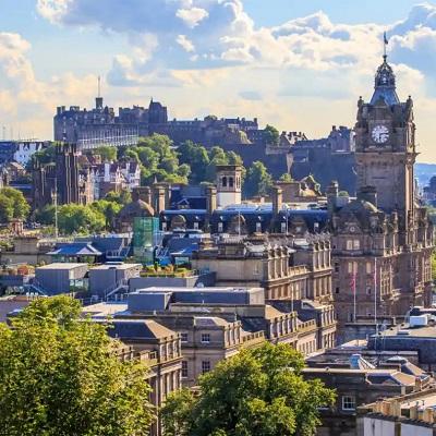 International platform opens Edinburgh office