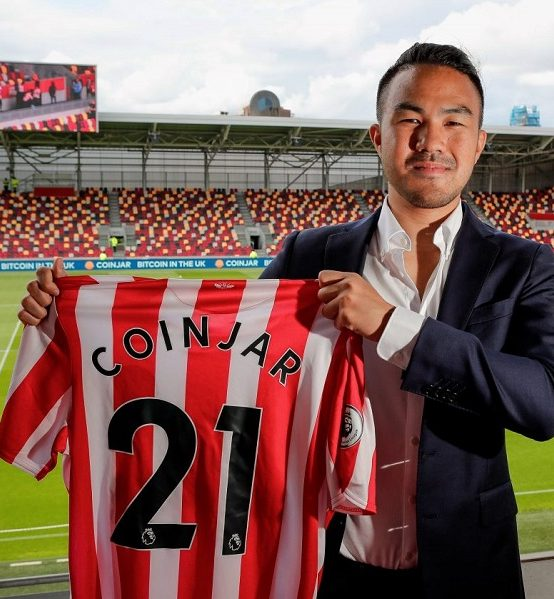 Aussie fintech CoinJar to sponsor the newest team in the English Premier League